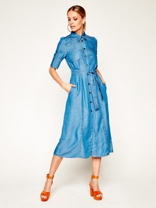 Sukienka Marella z jeansu