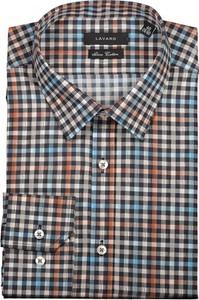 Koszula Lavard z długim rękawem w stylu casual z bawełny