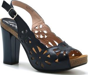Sandały Libero w stylu casual