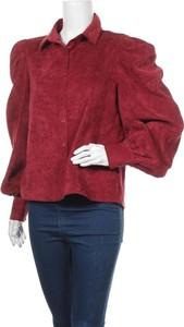 Czerwona koszula Bik Bok w stylu casual