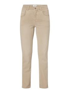 Jeansy Angels z bawełny w stylu casual