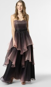 Czarna sukienka VM maxi