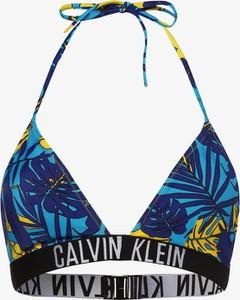 Strój kąpielowy Calvin Klein z nadrukiem w stylu klasycznym