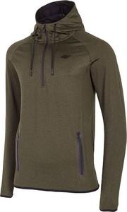 Brązowa bluza 4F
