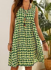 Sukienka Cikelly na ramiączkach mini