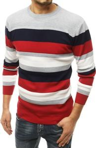 Sweter Dstreet w młodzieżowym stylu z wełny
