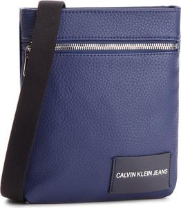 Niebieski plecak męski Calvin Klein