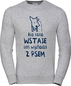 Bluza Koszulker w młodzieżowym stylu z bawełny