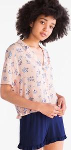 Bluzka CLOCKHOUSE w stylu boho