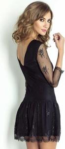 Sukienka 4myself.pl z dekoltem na plecach