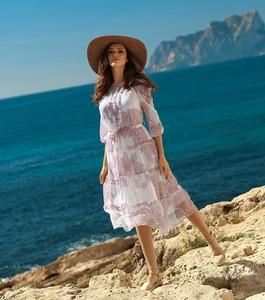 Sukienka Poza maxi