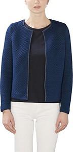 Niebieska kurtka amazon.de krótka