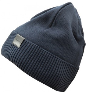 Granatowa czapka Stylion