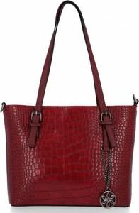 Czerwona torebka Bee Bag