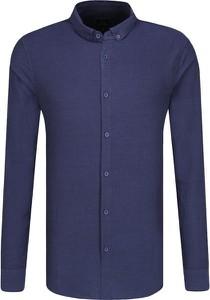Koszula Armani Jeans z długim rękawem w stylu casual
