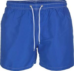Niebieskie spodenki Neidio w sportowym stylu