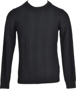Czarny sweter Paolo Pecora Milano