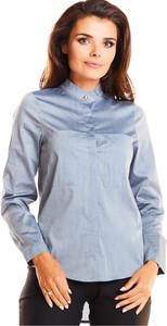 Koszula Awama z długim rękawem z bawełny