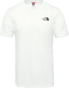 T-shirt The North Face z dżerseju