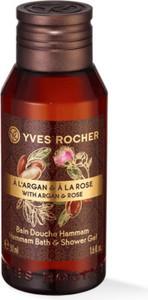 Yves Rocher Mini żel pod prysznic Argan & Róża