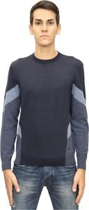 Bluza Emporio Armani z wełny