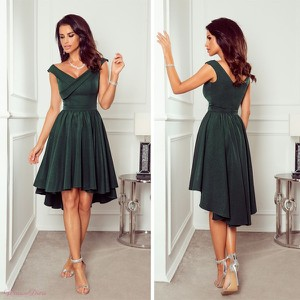 Sukienka Paris asymetryczna mini