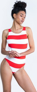 Czerwony strój kąpielowy Big Star
