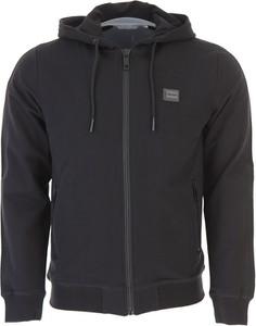 Czarna bluza Antony Morato z bawełny w sportowym stylu