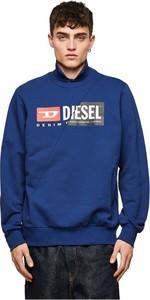 Niebieska bluza Diesel