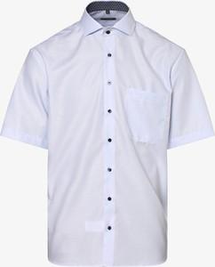 Koszula Eterna z krótkim rękawem