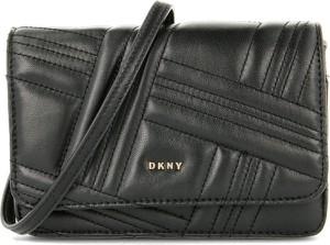 Torebka DKNY w stylu casual ze skóry na ramię
