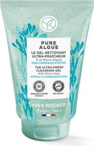 Yves Rocher Żel oczyszczający ekstra świeżość