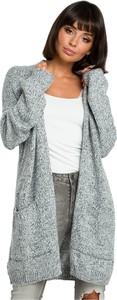 Sweter Be z dzianiny