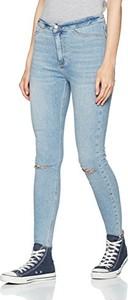 Błękitne jeansy new look