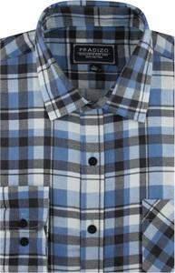 Niebieska koszula Pradizo