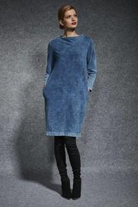05ea5efd1a sukienki bombki dresowe - stylowo i modnie z Allani