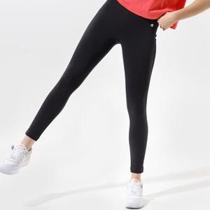 Czarne legginsy Champion w sportowym stylu