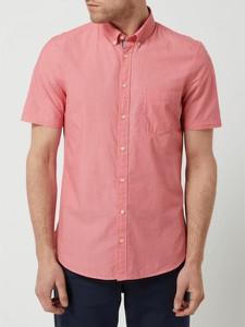 Koszula Montego w stylu casual z kołnierzykiem button down