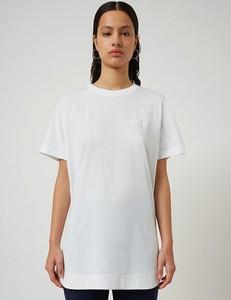 Bluzka Napapijri z krótkim rękawem w stylu casual z bawełny