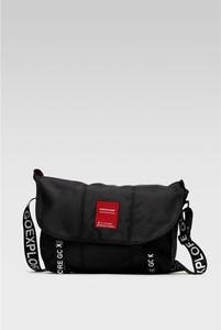 Czarna torba Sprandi