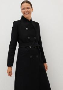 Płaszcz Mango z wełny w stylu casual
