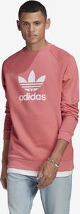 Różowa bluza Adidas Originals