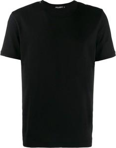 T-shirt Dolce & Gabbana z krótkim rękawem z bawełny