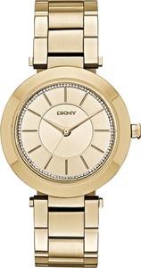 Zegarek DKNY - Stanhope NY2286 Gold/Gold