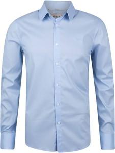 Koszula Guess w stylu casual z długim rękawem z klasycznym kołnierzykiem