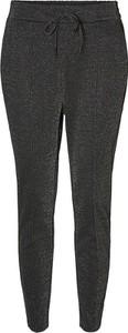 Czarne spodnie Vero Moda w stylu casual