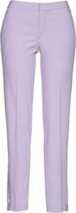 Niebieskie spodnie bonprix bpc selection premium