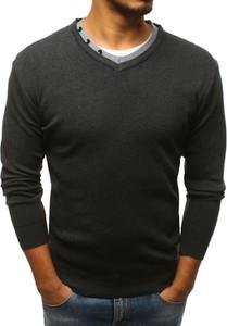 Zielony sweter Dstreet w stylu casual