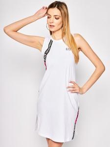 Sukienka Emporio Armani sportowa w stylu casual bez rękawów