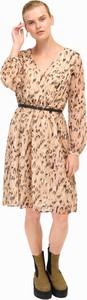 Sukienka ORSAY w stylu casual mini z tkaniny